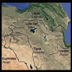 Where Was The Garden Of Eden Located Turkey Iraq Or India
